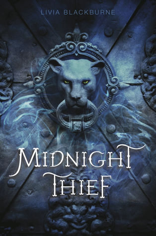 Midnight Thief book cover