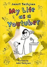 My Life as a Youtuber book cover