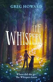 The Whispers Book Cover