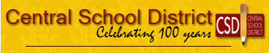 Central School District celebrates 100 years