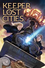 Book cover picture of Keeper of the Lost Cities