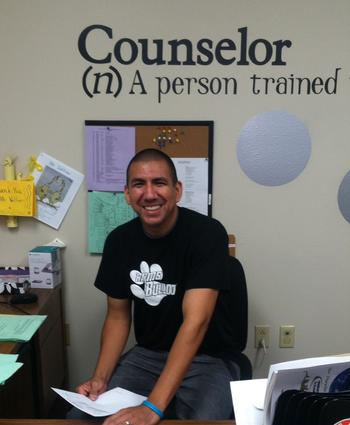 Counselor Mr. Valtier